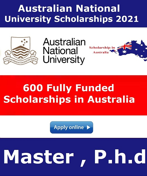 Australian National University Scholarships 2021 | Fully Funded