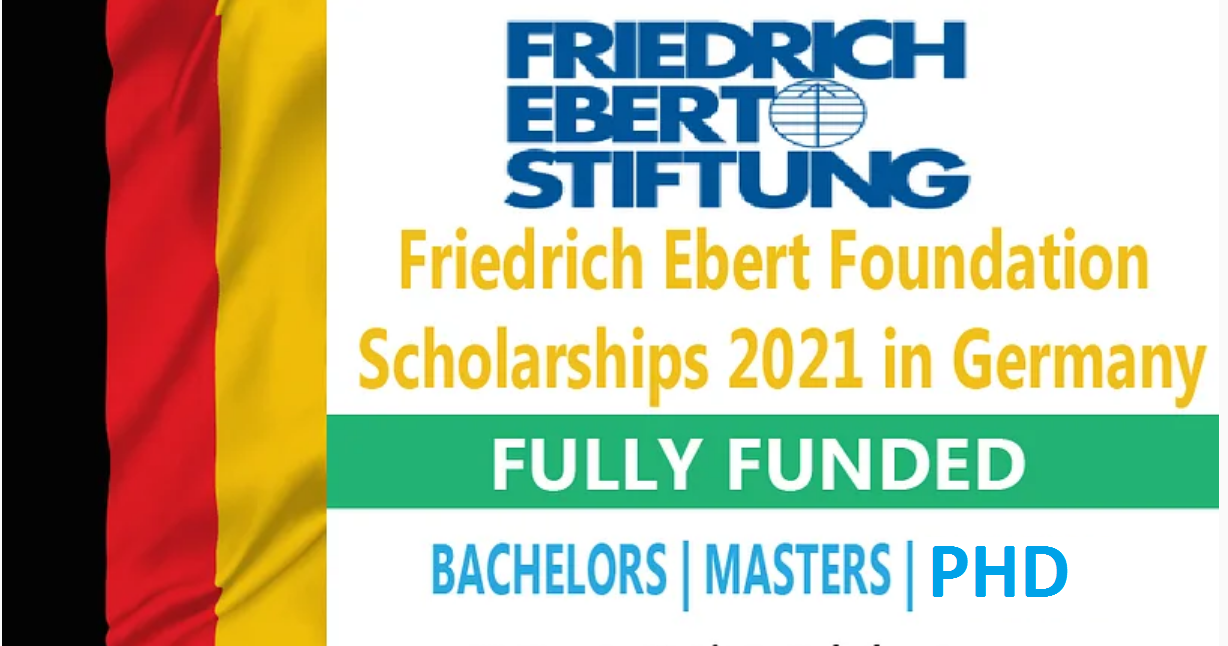 Friedrich Ebert Stiftung Scholarships 2021 in Germany (Fully Funded)
